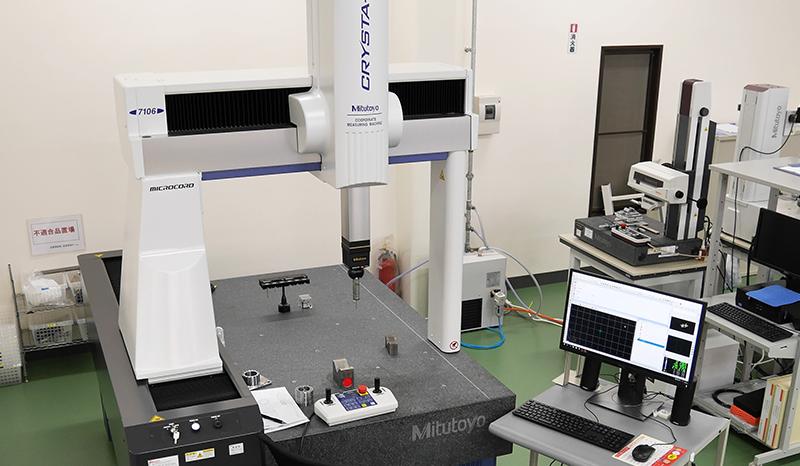 CNC Coordinate Measuring Machines